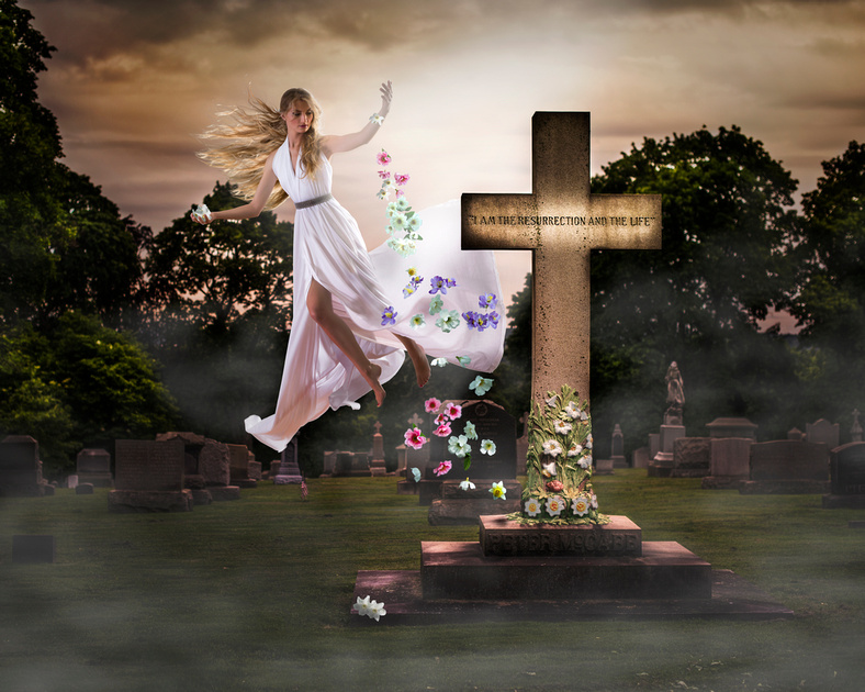 The Goddess of Memory - Lana Ortiz